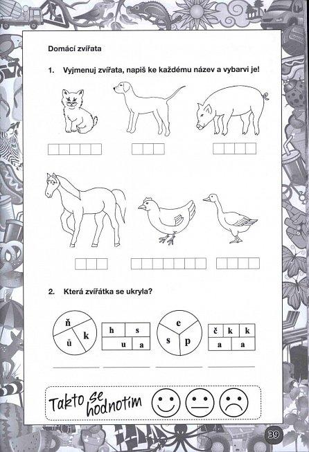 Náhled Hravé úkoly pro školáky pro děti ve věku 7-8 let (Matematika, Přírodověda, AJ)