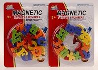 Magnetické písmenka/číslice