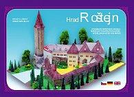 Hrad Roštejn - Stavebnice papírového modelu