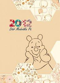 Medvídek Pú - Diář 2012