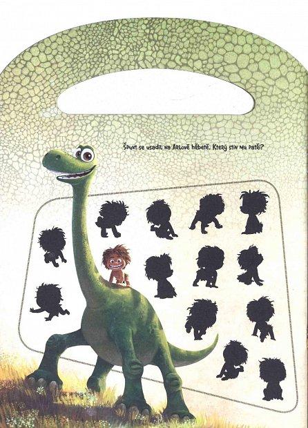 Náhled Hodný dinosaurus - Knížka do ruky