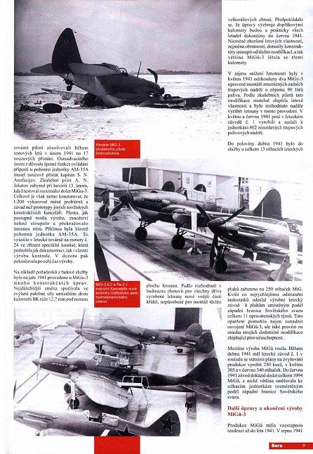 Náhled P-39 Airacobra v SSSR / MiG-3
