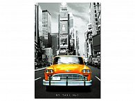 Puzzle Taxi v New Yorku, 1000 dílků
