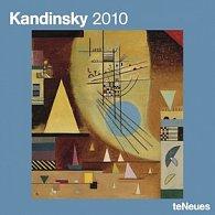 Wassily Kandinsky 2010 - nástěnný kalendář