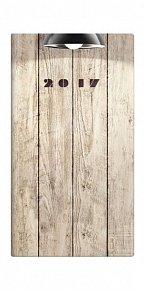 Diář 2017 - Napoli/kapesní/čtrnáctidenní/design 4