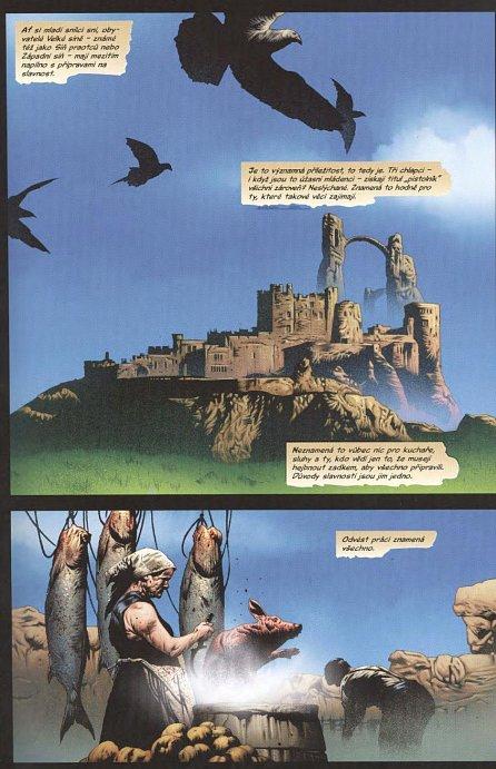Náhled Temná věž 3 - Zrada