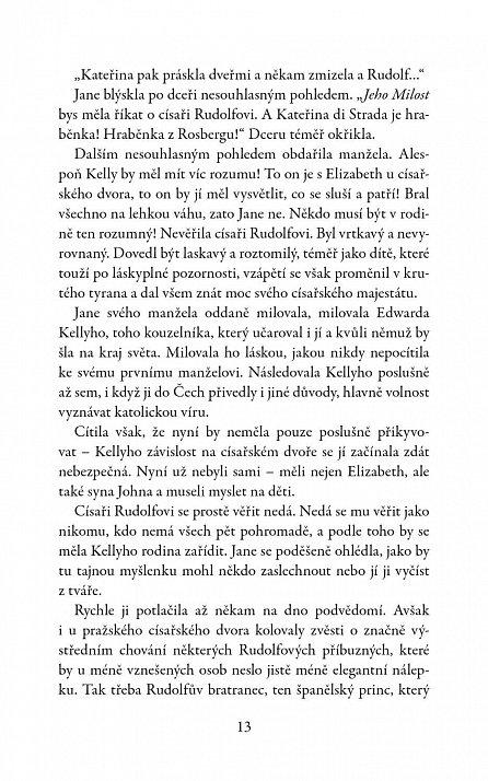Náhled Císařova hvězda - Rudolf II.