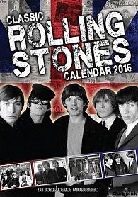 Kalendář 2015 - Rolling Stones (297x420)