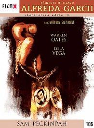 Přineste mi hlavu Alfreda Garcii - DVD