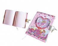 Deník se zámkem