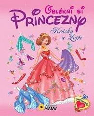 Oblékni si princezny - Kráska a zvíře