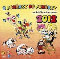 Kalendář 2012 - Z pohádky do pohádky, nástěnný