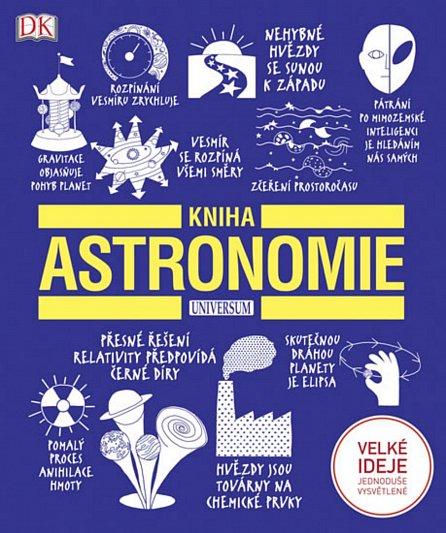 Náhled Kniha astronomie