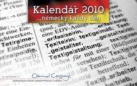 Německy každý den 2010 - stolní kalendář