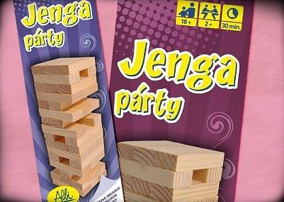 Náhled Párty hra - Jenga