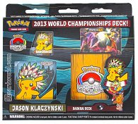 Pokémon: 2013 World Championship Decks (4/8)