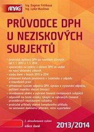 Průvodce DPH u neziskových subjektů 2013/2014