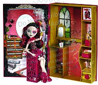 Ever After High bouřlivé jaro Lizzie