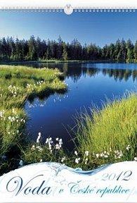 Kalendář 2012 - Voda v ČR, nástěnný