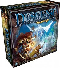 Descent: Journeys in the Dark - 2nd Edition