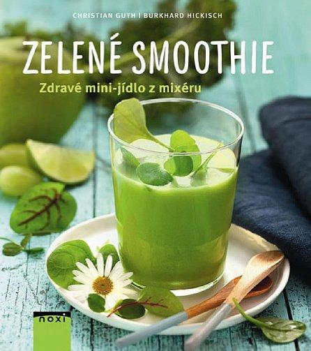 Náhled Zelené smoothie - Zdravé mini-jídlo z mixéru