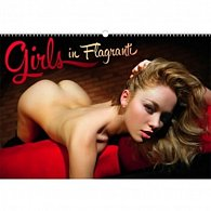 Kalendář nástěnný 2016 - Girls In Flagranti,  48 x 33 cm