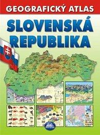 Slovenská republika Geografický atlas