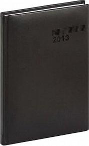 Diář 2013 - Tucson-Vivella - Týdenní A5, černá, 15 x 21 cm