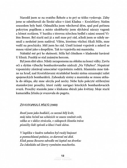 Náhled Fouskův svět - životopisné kapitoly