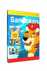 Sandokan 1.- 6. - 6 DVD