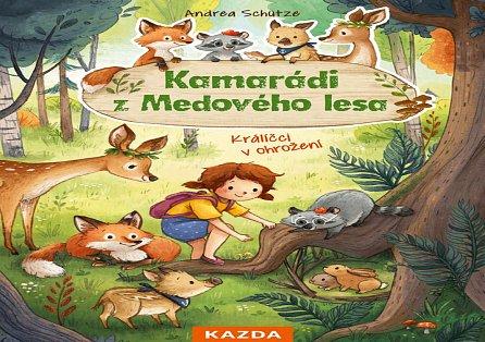 Náhled Kamarádi z Medového lesa - Králíčci v ohrožení