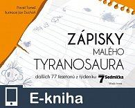Zápisky malého tyranosaura (E-KNIHA)