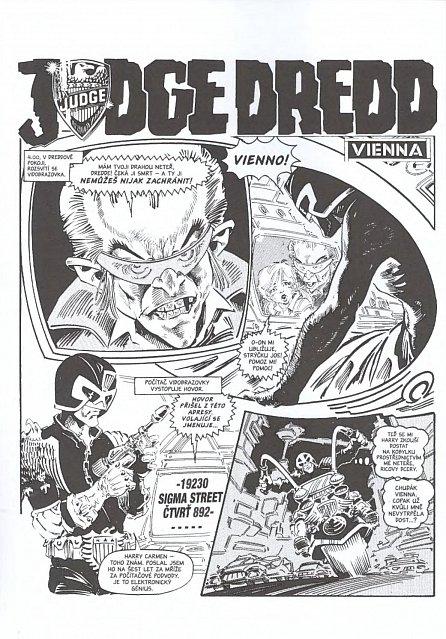 Náhled Soudce Dredd 02 - Sebrané soudní spisy