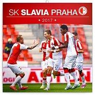 Kalendář poznámkový 2017 - SK Slavia Praha