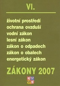 Zákony 2007/VI