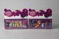 My Little Pony deluxe kolekce poníků a kamarádů