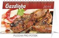 Gazdinka - stolní kalendář 2015