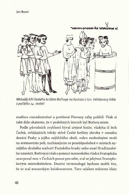 Náhled Zrození českého státu - Záhady přemyslovských knížat aneb svatí otrokáři, (všeho) schopní bratrovrazi a zbožní bigamisté