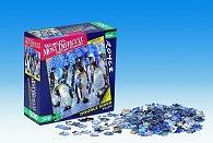 500 d. Nejsložitější puzzle světa - Tučňáci