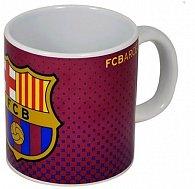 Hrnek keramický velký - FC Barcelona/znak klubu