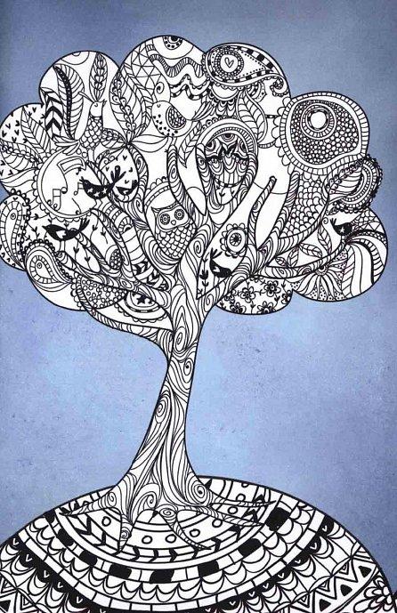 Náhled Kreativní terapie - Inspirativní zápisník