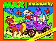 MAXI maľovanky