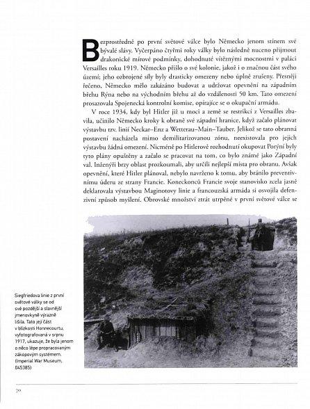 Náhled Hitlerovy pevnosti - Německá opevnění a obranné systémy 1939-45