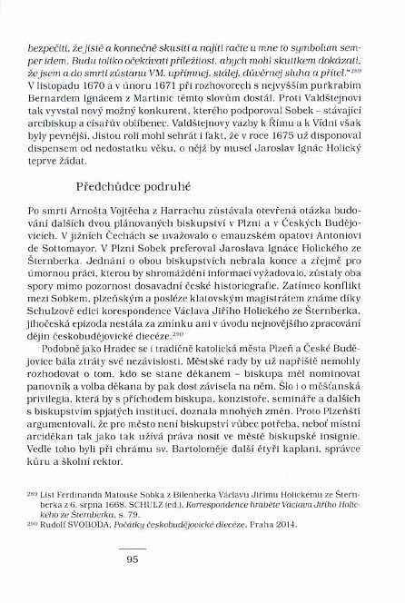Náhled Jan Fridrich z Valdštejna - Arcibiskup a mecenáš doby rekatolizace