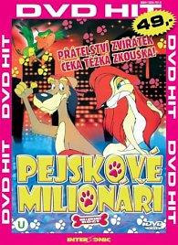 Pejskové Milionáři (DVD)