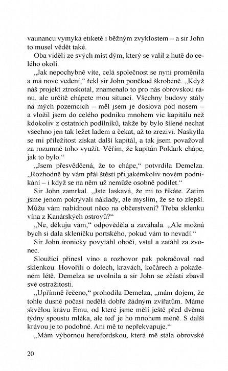 Náhled Jeremy Poldark - Nový začátek