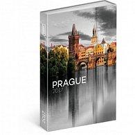 Diář 2017 - Praha - týdenní