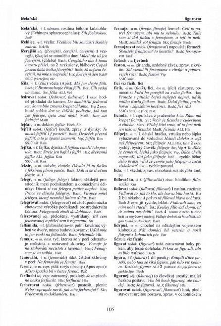 Náhled Slovník podkrkonošského nářečí