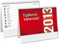 Týdenní kalendář 2013 - stolní kalendář