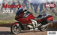 Kalendář stolní 2013 - Motorky
